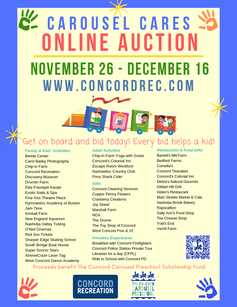 Auction Flyer 2018